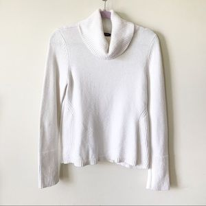 White House Black Market || Cashmere Blend Sweater